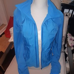 Lululemon lightweight lined jacket w hood 4